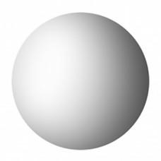 Демпфер настенный ПВХ Грейс d60 белый (2шт)