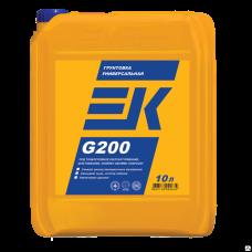 Грунтовка ЕК G 200 10л готовая Скидка-13%