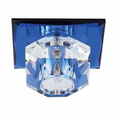 Св-к HOROZ HL800 20W JC G4 синий 015-001-0020