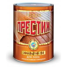 Эмаль ПФ266 20кг. золотисто-коричневая ПРЕСТИЖ