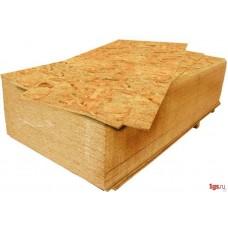 Плита OSB-3 12мм*1250*2500 Kronospan Белларусь (60)