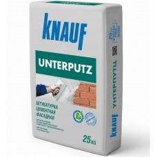 Смесь штукатурная фасадная Кнауф Унтерпутц 25кг.
