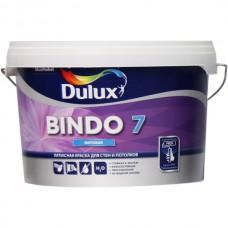 Краска в/э BINDO № 7 BW Acomix матовая для стен и потолков 2,5л. Dulux