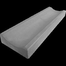 Водосток 400*170*70 (сух/прес) серый