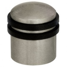 Дверной ограничитель DH062ZA SN 3см. мат.никель