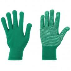 Перчатки нейлоновые с ПВХ/ нитрилом О