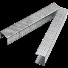 Скобы д/степлера 8мм (1000шт.прямоугольные) 3в 1 Бибер