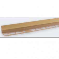 Раскладка внутренняя ЛАЙНПЛАСТ 7-8мм 2,5м Кремовый LRVA001-7-8