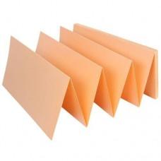 Подложка Гармошка Оранжевый, 1050*500*3мм, 10,5 кв.м.МНХ
