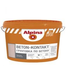 Грунт Alpina Expert 4кг Бетон контакт