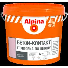 Грунт Alpina Expert 15кг Бетон контакт