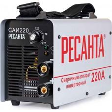 Сварочный инвертор САИ 220 Ресанта