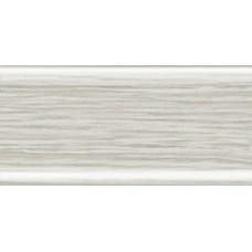 Заглушка для плинтуса пара ПВХ Рико Лео 56мм 2шт/уп 112 Ясень серый