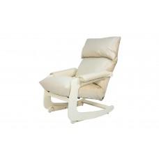 Кресло трансформер Модель 81 Verona Vanilla/Велюр/Дуб шампань