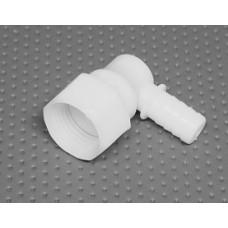DK 422В Фитинг пластиковый концевой д/внутренней разводки воды.