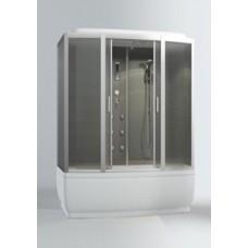 Душевая кабина AS-125 150*85 мат.стекло