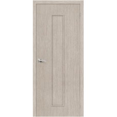Дверь 3DG Тренд-13 3D Капучино 200*60
