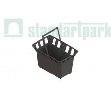 Корзина пластиковая д/сбора мусора КОДП-30.30 8379