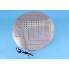 DK 5002 Верхний тропический душ d250мм LED