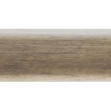 Заглушка для плинтуса пара ПВХ Рико Лео 56мм 2шт/уп 157 Хурма японская