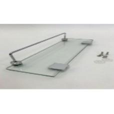 DK 3014 Полка стеклянная (стекло 60мм/длина полки 300мм)