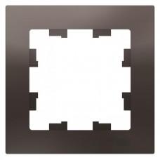 Рамка AtlasDesign 1мест. мокко ATN000601