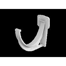 Кронштейн желоба пластиковый белый Технониколь