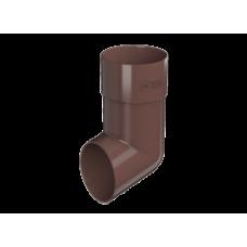 Слив трубы коричневый Технониколь
