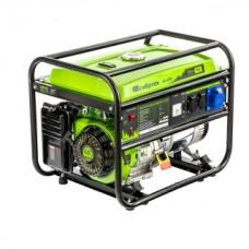 Генератор бенз. Сибртех БС-6500 5,5кВт 230В 25л ручной стартер 94546